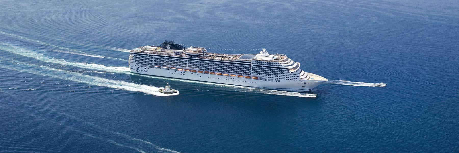 Croisières : MSC un armateur complet ?
